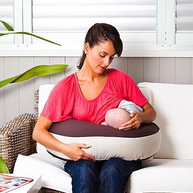 The Milkbar Twin Nursing Pillow