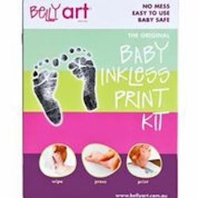 Baby Inkless Print Kit