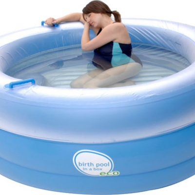 hire birth pool in a box