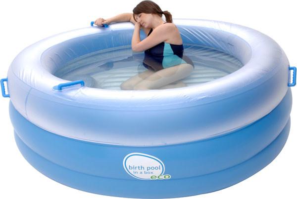 hire birth pool in a box
