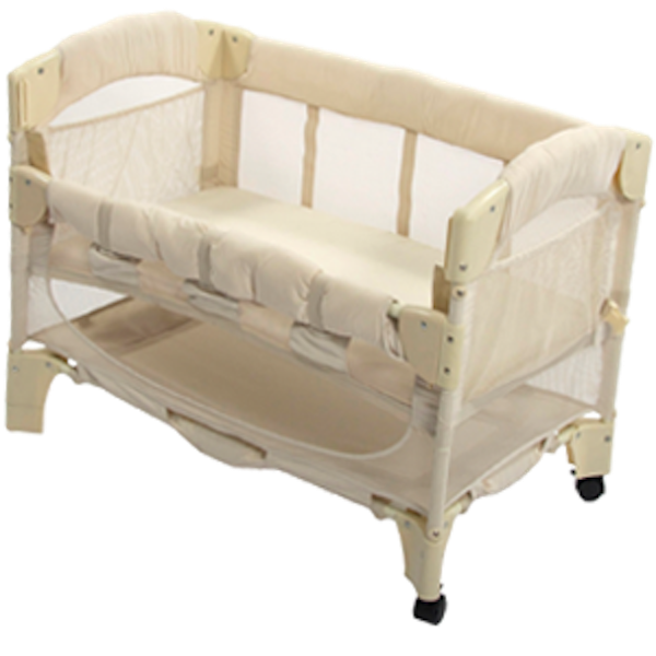 Arm's Reach Euro Mini Co-Sleeper Bassinet