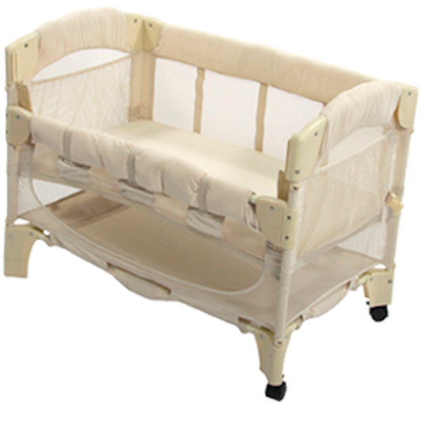 Arm 39 S Reach Euro Mini Co Sleeper Bassinet Birth Partner