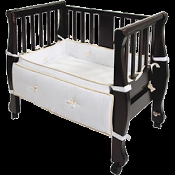Arm's Reach Sleigh Bed Co-Sleeper