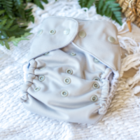 Baby Beehinds Multifit nappy moonstone