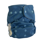 Baby Beehinds Multifit nappy azure