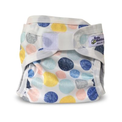 BBH Nappy Covers Marble Mania