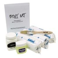 DIY Pregnancy Belly Casting Kit