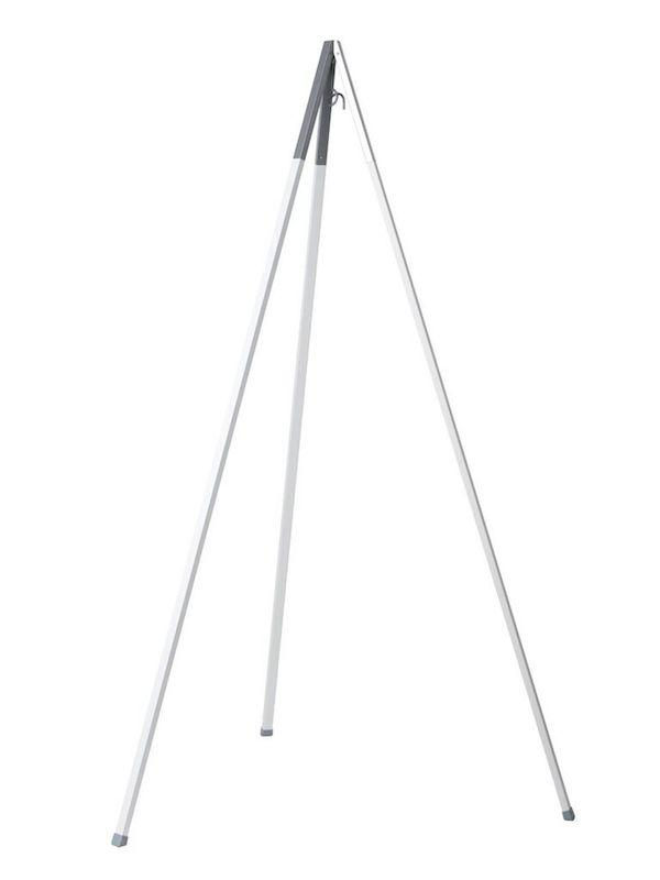 Leander cradle tripod white