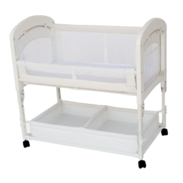 Arm's Reach Cambria Bassinet white