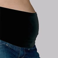 Bando – Essential Seamless Belly Band for Pregnancy Wear from Fertile Mind