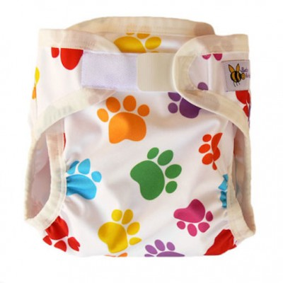Baby Beehinds Nappy Covers - PUL with Velcro