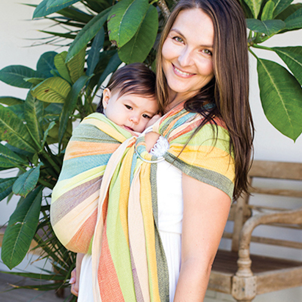 Hug-a-Bub Traditional Ring Sling