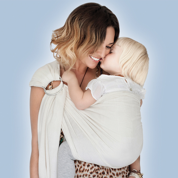 2438b0d6c65 Hug-a-Bub Traditional Ring Sling - Afterpay available - Birth Partner