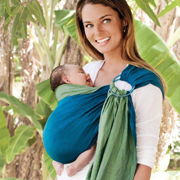 1e79a64532f Hug-a-Bub Traditional Ring Sling - Afterpay available - Birth Partner