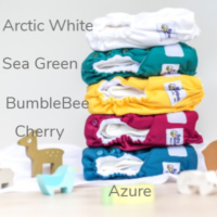 Baby Beehinds nappy covers