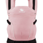 Manduca First Pure Cotton Baby Carrier Rose