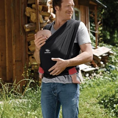 manduca baby sling black