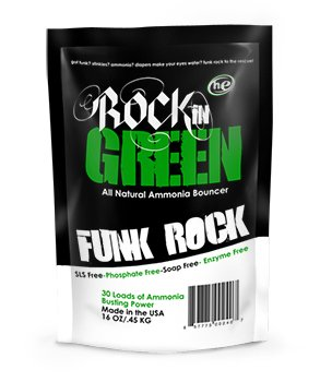 Rockin' Green Funk Rock