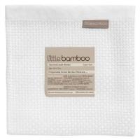 Little Bamboo Bassinet Heirloom Blanket 3