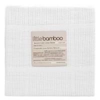 little bamboo bassinet airflow cellular blanket 2