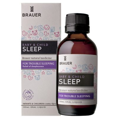 Brauer Natural Medicine Baby & Child Sleep