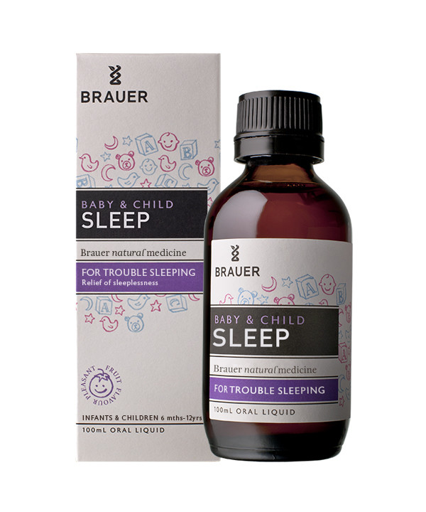 Brauer Natural Medicine Baby & Child Sleep