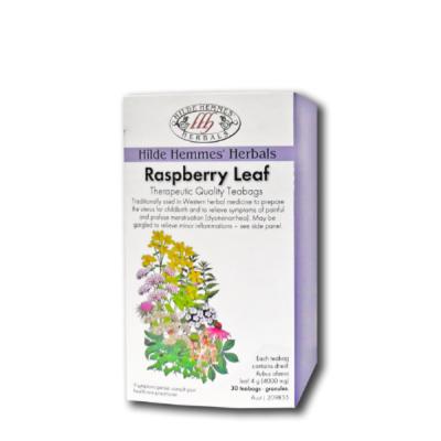 Rasberry Leaf tea - Hilde Hemmes Herbals