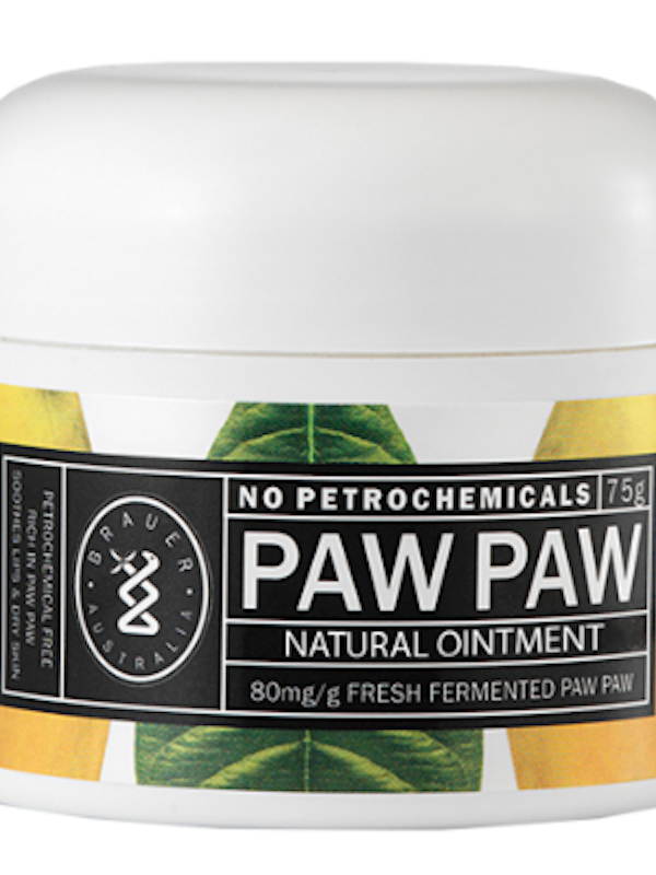 brauer natural medicine paw paw ointment