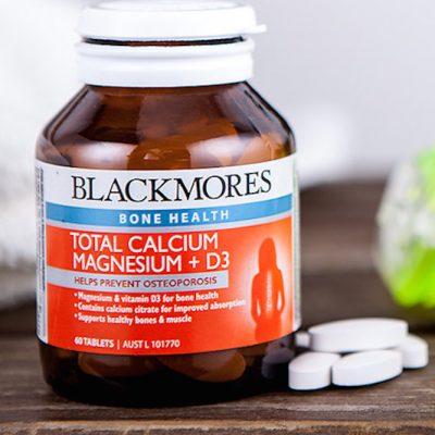 Blackmores Total Calcium Magnesium + D3