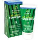 Soleo Organics All Natural Sunscreen