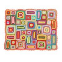 Weegoamigo Crochet Baby Blanket Nora