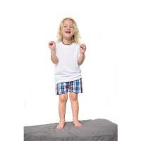 woxer kids waterproof boxer shorts on child