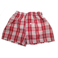 woxers wawterproof boxer shorts – red