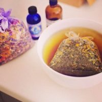 Herbal Bath for Mother and Baby