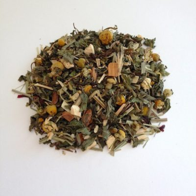 mama's tummy ease - morning sickness herbal tea