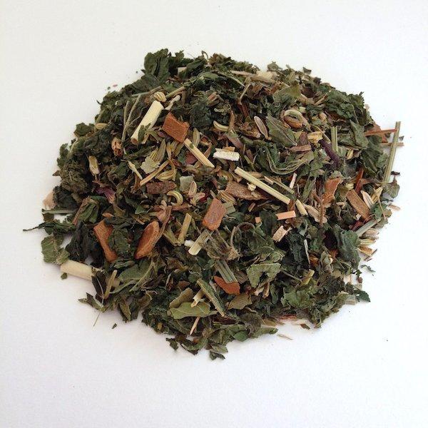 mother nurture - postnatal herbal tea