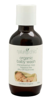 Nature's Child Organic Baby Bath and Body Wash 100ml