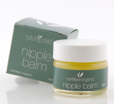 Nature's Child Nipple Balm 15ml with box
