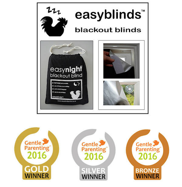 Easynight Portable Blackout Blinds By Easyblinds Birth