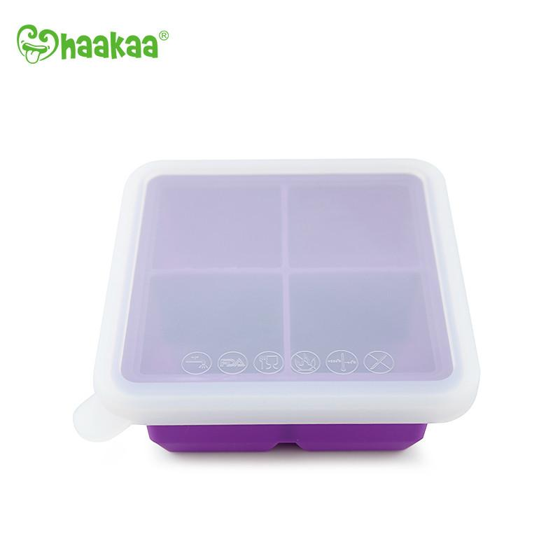 Baby Food And Breast Milk Silicone Freezer Tray Birth