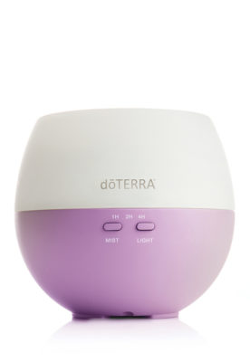 doterra petal diffuser for essential oils