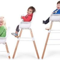 Evolu 2 High Chair 3 in 1