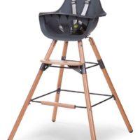 Evolu 2 High Chair grey high 2