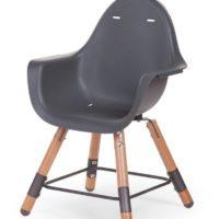 Evolu 2 High Chair grey low 4