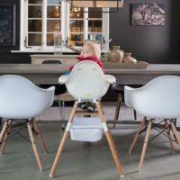 Evolu 2 High Chair lifestyle 1