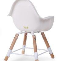 Evolu 2 High Chair white low 2