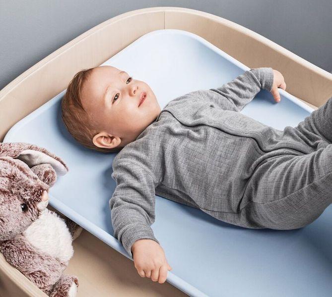 Leander Matty Change Mat Birth Partner