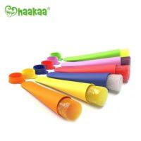 haakaa silicone ice block freezer tubes