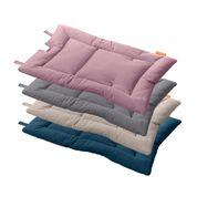 Leander high chair organic cushions