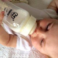 haakaa wide neck glass baby bottle